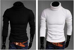 Men's Turtle Neck Sweater