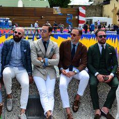 dapperbarcelona: Typical Pitti. Pitti Uomo 2015 / Florence, IT #PittiUomo