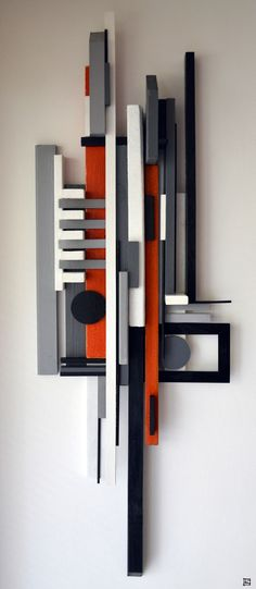 construct 1 / Reclaimed Art by Labros Sekliziotis, via Behance