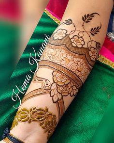 Basic Mehndi Designs, Latest Bridal Mehndi Designs, Floral Henna Designs, Henna Art Designs, Mehndi Designs For Girls, Mehndi Designs For Beginners, Dulhan Mehndi Designs, Mehndi Design Photos, Wedding Mehndi Designs