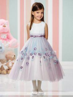 Модные детские платья 2017 на фото | Модные платья