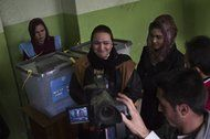 One Afghan Woman's Voice
