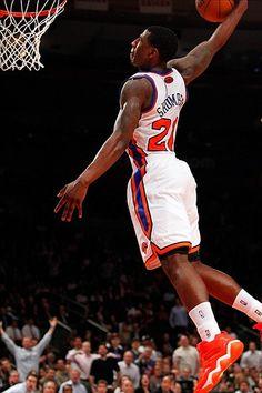 Rookie Sensation: Iman Shumpert #Knicks #NBA oh how i miss you come back soon plz :(