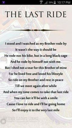 Till We Meet Again, Motorcycle Quotes, Stand By Me, Long Black, Love Him, Philosophy, Life Quotes, Words, Motorcycles