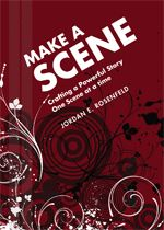 This writing tip from Make a Scene focuses on scene intentions or goals of your protagonist. Ask yourself 4 questions about a character's goal in each scene.