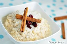 Všetky recepty Archives - Page 9 of 25 - FitRecepty Sin Gluten, Gluten Free, Healthy Fats, Healthy Eating, Healthy Recipes, Breakfast Porridge, Köstliche Desserts, Granola, Sugar Free
