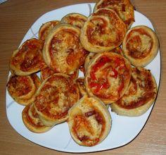Sanna´s Hexenküche: Pizzaschnecken