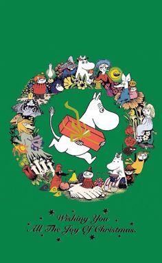 Moomin Wallpaper, Pattern Wallpaper, Children's Book Illustration, Character Illustration, Les Moomins, Tove Jansson, Christmas Cartoons, Cute Notebooks, Sketchbook Inspiration