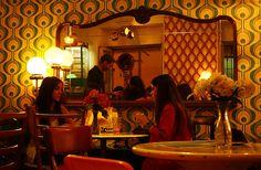 Espejo - Café / Malasaña Madrid 270911 Mirror, Madrid, Wordpress, Photography, Author, Furniture, Home Decor, Shops, Restaurants