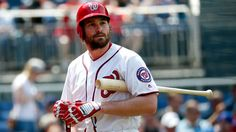 Daniel Murphy is next Washington Nationals star to ride the pine