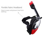 Underwater Diving Mask Snorkel Set Diving Swimming Gopro Camera Anti Fog Dry Snorkeling Full Face Mask Set Adult and Children-in Diving Masks from Sports & Entertainment on Aliexpress.com | Alibaba Group
