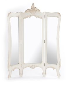French dressing mirror