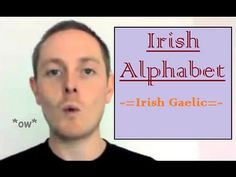 Ireland: Learn a little Irish - Irish Language Alphabet Another fun site… Ireland Vacation, Ireland Travel, Irish Language, Love Ireland, Irish Eyes Are Smiling, Irish Culture, Irish Quotes, Irish Pride, Information Technology