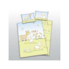FARMOS 2 részes ágynemű-garnitúra 100x135+40x60 cm - Díszpárna.com Webáruház Baby, Linen Fabric, Pillows, Animales, Nice Asses, Baby Humor, Infant, Babies, Babys