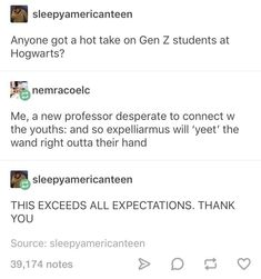 Harry Potter und der Stein des Philosophen Kmart, also Harry Potter Charaktere Pdf bald Harry Potter Harry Potter Jokes, Harry Potter Fandom, My Tumblr, Tumblr Posts, No Muggles, Yer A Wizard Harry, Haha, Harry Potter Universal, Drarry