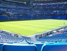 Madrid, stadio Santiago Bernabeu
