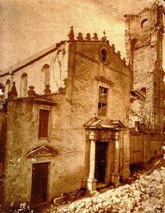 Messina, Santa Maria, Palazzo, Painting, Art, Urban, Art Background, Painting Art, Kunst