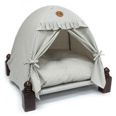 Dog house Puppy Bed Home Tent Hammock Pet Stand Play. PP HD Webbing/Glass Solid & PE Hose Poles. Dog Training Methods, Basic Dog Training, Dog Training Techniques, Training Dogs, Puppy Beds, Dog Bed, Diy Cat Tent, Small Dog House, Hammock Tent