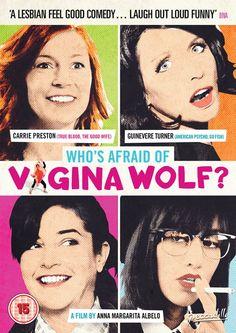 who's afraid of vagina wolf?.