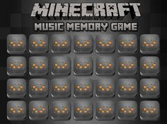 ¿Le gusta jugar a Minecraft? Entonces trate de disipar la melancolía, escuchando la música y encontrando para cada canción una pareja en juegos de Minecraft