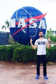 Kyle @ NASA