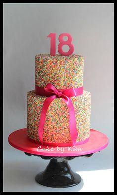 Happy Th Birthday Cake Lindsay