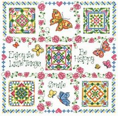 Everything Cross Stitch - Tic Tack Summer