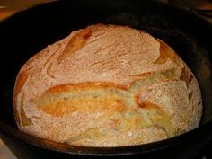 Easy No Knead, Dutch Oven Bread Check this out at http://porkrecipe.org/posts/Easy-No-Knead-Dutch-Oven-Bread-34130