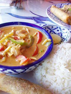 thai food = the best food