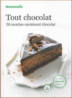 Découvrez le livre de recettes Thermomix ® Tout chocolat. Une véritable invitation au plaisir..., Noir, blanc ou au lait, croquant, craquant ou fondant, plongez dans la magie du chocolat ! Jolies mignardises, mousses, gâteaux et biscuits du quotidien, ou encore recettes des grands chefs pâtissiers : réalisez ces 50 recettes sans modération ! Noté 4,9/5 par les visiteurs qui ont déjà acquis ce livre.