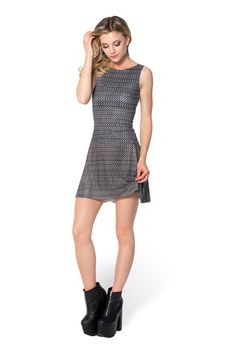 Chainmail Play Dress