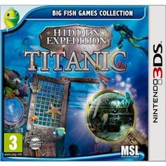 Buy Titanic Hidden Expectations 3DS Game at Argos.co.uk - Your Online Shop for Nintendo 3DS, 2DS and DS games.