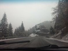 Portland, Snow, Mountains, Nature, Travel, Outdoor, Voyage, Outdoors, Viajes