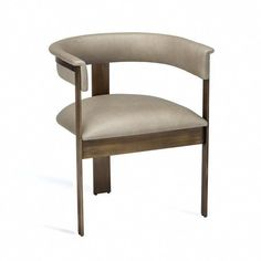 Shop this interlude home darcy taupe leather dining arm chair from our top selling Interlude Home dining room chairs. LuxeDecor is your premier online showroom for dining room furniture and high-end home decor. Modern Dining Chairs, Dining Arm Chair, Upholstered Dining Chairs, Dining Room Chairs, Dining Room Furniture, Side Chairs, Furniture Design, Swivel Chair, Beach Chairs