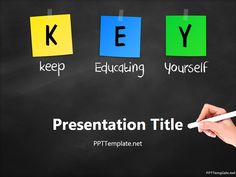 Free physics ppt templates ppt template on physics powerpoint freekeychalkhandppttemplate is a useful illustration theme featuring a chalkboard along with a chalk hand toneelgroepblik Choice Image