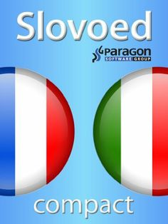 Slovoed Compact Italian-French dictionary (Slovoed dictionaries) (Italian Edition) by Paragon Software Group. $3.79