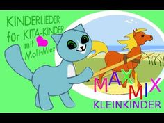 #MaxiMix Kleinkind  #Kinderlieder mit Molli-Miez