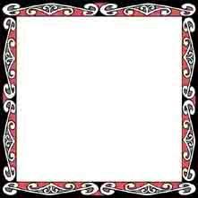 maori border design