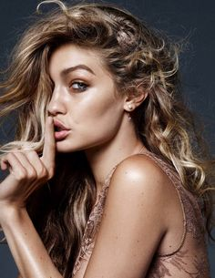 ☆ Gigi Hadid | Photography by Alique | For Vogue Magazine Netherlands | November…