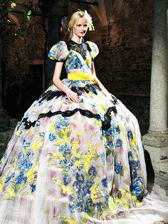 #Dolce & Gabbana Alta Moda winter 2012