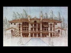 Millionaire Luxury Homes: Villas Castles Mansions by John Henry Architect - YouTube