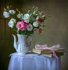 The Lord is my Shepherd. He prepares a table before me and my cup runs beautiful. Join me to praise the Lord, if He does same to you.