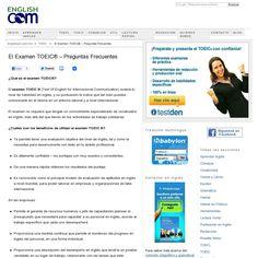 The website 'http://www.englishcom.com.mx/toeic/examen-toeic/' courtesy of Pinstamatic (http://pinstamatic.com)