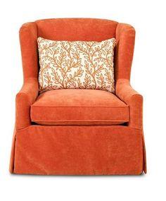 Lucille Swivel Glider Chair