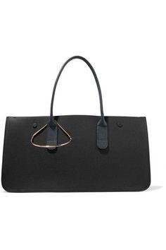 Roksanda | Louise textured-leather tote | NET-A-PORTER.COM