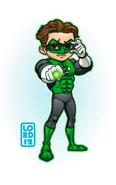 Green Leonard by lordmesa on DeviantArt- the Big Bang as their costumed counterparts!!!