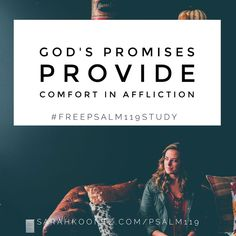 Unlocking the Promises of Psalm 119 | A 3-week Bible Study with Sarah Koontz