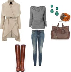 """""""Fall Style"""" by reneebrooke on Polyvore"""