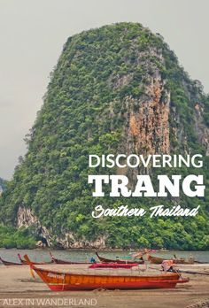 Trang is one of Thailand's Southernmost provinces along its West coast. Discover what this under-explored region of Thailand has to offer.