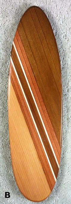 Reclaimed wood surfboard keychain/leash holder by SCMKayaks, $17.00